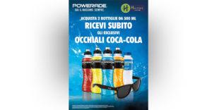 Occhiali Coca Cola