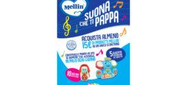"""Mellin """"Suona Che Ti Pappa"""": Vinci giochi Clementoni"""