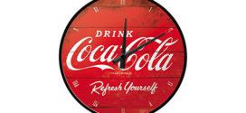 Vinci tre orologi Coca-Cola al giorno