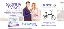 Enterogermina: Sgonfia E Vinci biciclette Car-Bike