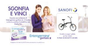 Enterogermina Bike