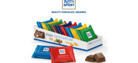 #MiniContest Ritter Sport: Vinci 100 tavolette di cioccolato
