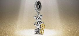 Pandora: Vinci charm Mickey Mouse Disney