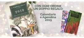 L'Erbolario: Calendario ed Agenda 2019