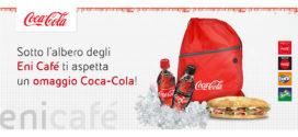 Zainetto Coca-Cola omaggio