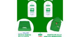 Chilly: Vinci accappatoio ed ottieni asciugamano Gabel omaggio