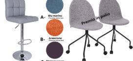 Vinci sedie ergonomiche Songmics