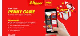 Penny Game: Vinci 25.000 premi alla settimana!