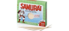 Vinci lo StuzziKit Samurai