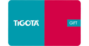 Tigota Card