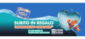 ASdoMar ti regala l'Acquario di Genova