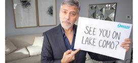 Vinci un pranzo con George Clooney