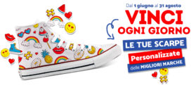 Maxibon: Vinci scarpe personalizzate