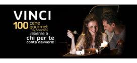 Nescafè: Vinci 100 cene gourmet