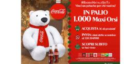 Coca‑Cola: Vinci un peluche gigante