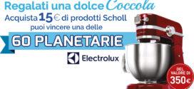 Scholl: Regalati Una Coccola
