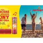 Pringles Sony